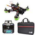 RTF RC plane mini QAV 210mm Carbon Fiber Quadcopter Frame for Fs I6 and 2204 motor