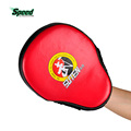 Hot Brand PU Leather Training Equipment Punching Kicking Pad Curved Target MMA Boxing Curved Punch Pad