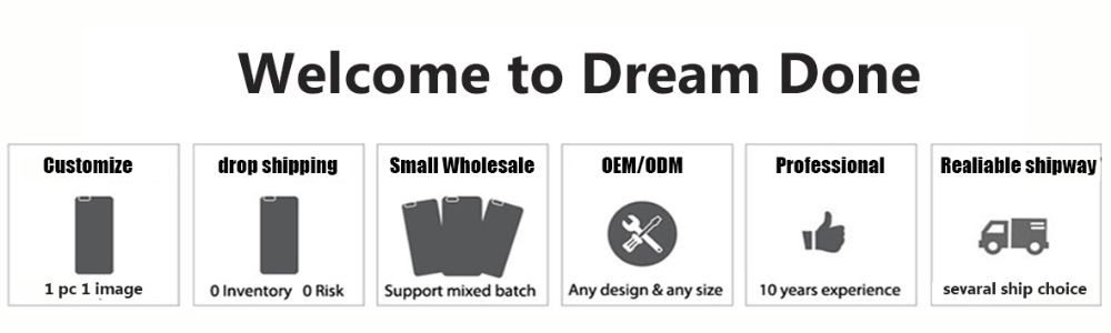 WELCOME TO DREAM DONE