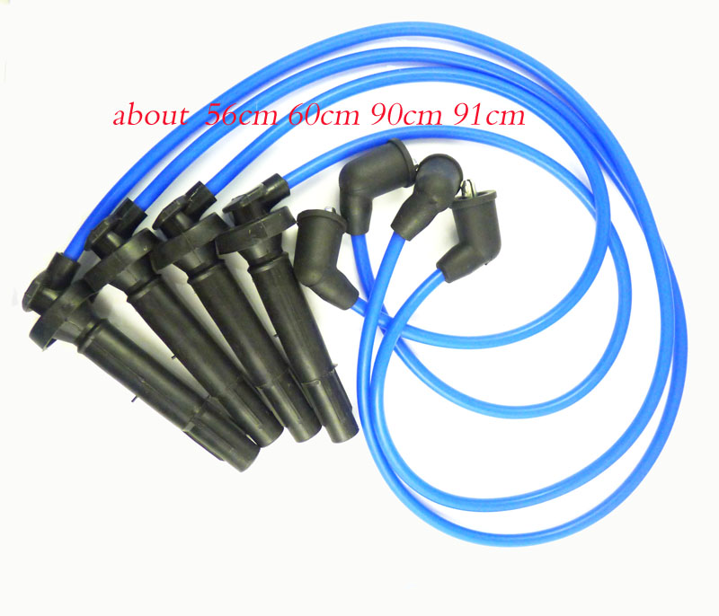 aliexpress.com : buy magnetic core spark plug ignition ... subaru spark plug and wires diagram 1995 ford windstar spark plug wires diagram
