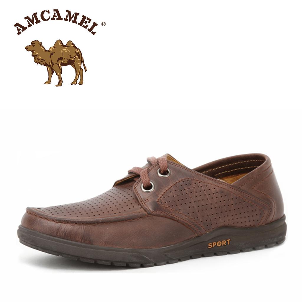Amcamel camel мужчины ежедневно свободного покроя обувь воздухопроницаемый пункт h3010052