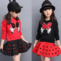 2 Piece Set for Girls Clothes Set 2016 New Spring Autumn Children s Clothing Sets Girls