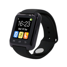 2016 hot Bluetooth u80 Smart Watch android MTK smartwatchs for Samsung S4/Note 2/Note3 HTC XIAOMI for Android Phone for adults