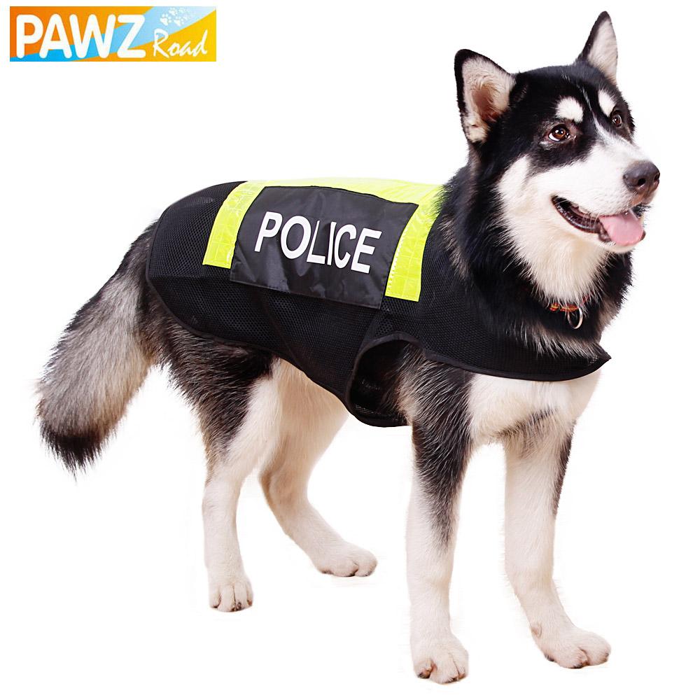 Compra Ropa De Perros Policía Online Al Por Mayor De China