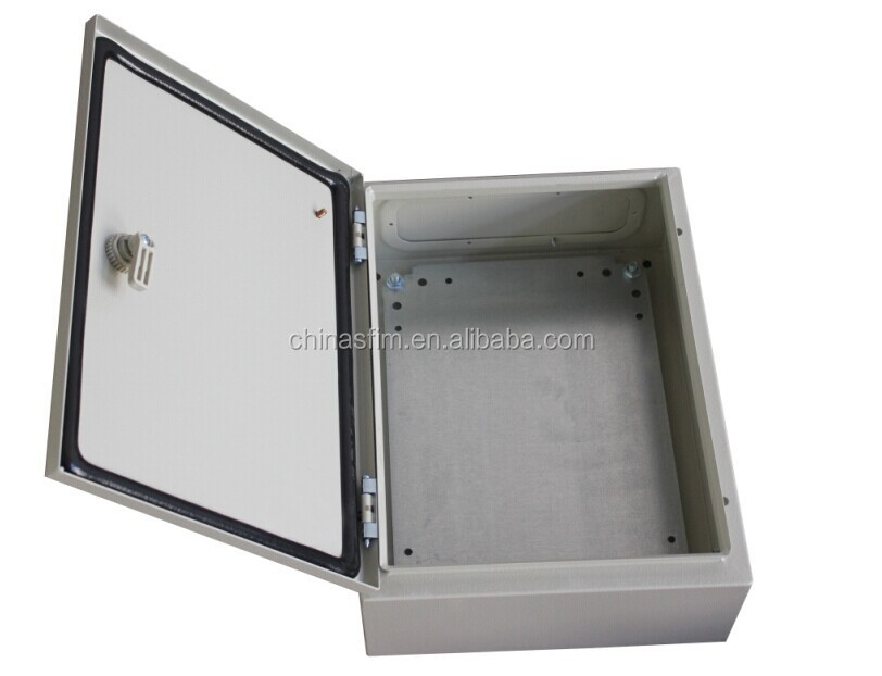 Tibox Factory Design Metal Electrical Panel Box Battery