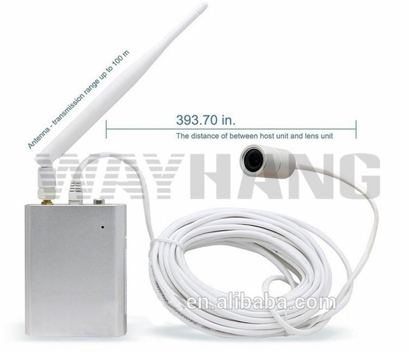 Newest 1080P WIFI POE IP Spy Camera CCTV Security Camera WIFI hidden