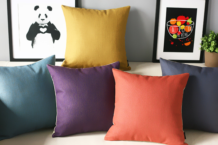 Online Buy Wholesale Purple Outdoor Pillows From China