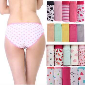 Ladies Cotton Panties 36