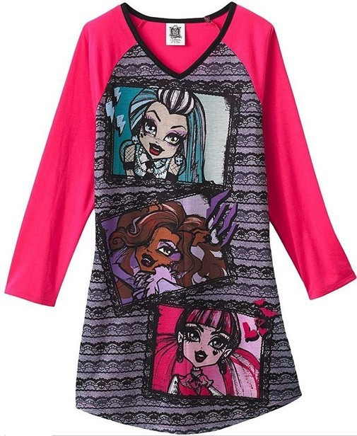 We have tons of licensed clothing, featuring everything from Disney to Monster High, so she can wear the best friends she loves every day of the week. Along with endless outfit possibilities, Target has tons of outerwear, sweaters and pajamas to keep her comfy day or night, indoors or out.