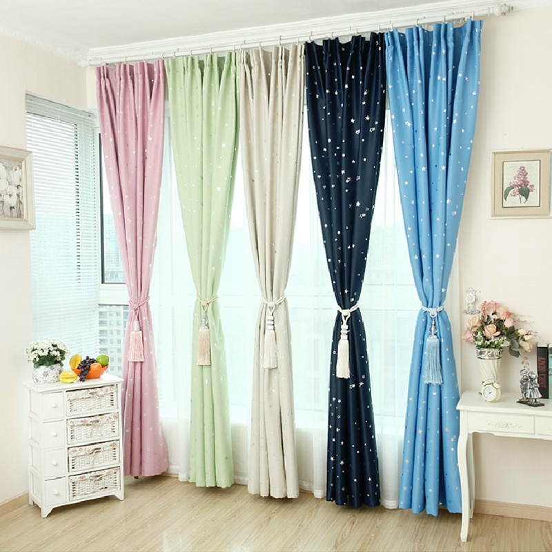 Blackout Curtains For Living Room/Kids Room Darkening Curtains/Bedroom Blackout Curtains Window Treatment/Drapes Home Decor Hook