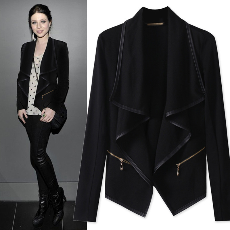 Plus size suit jackets for women