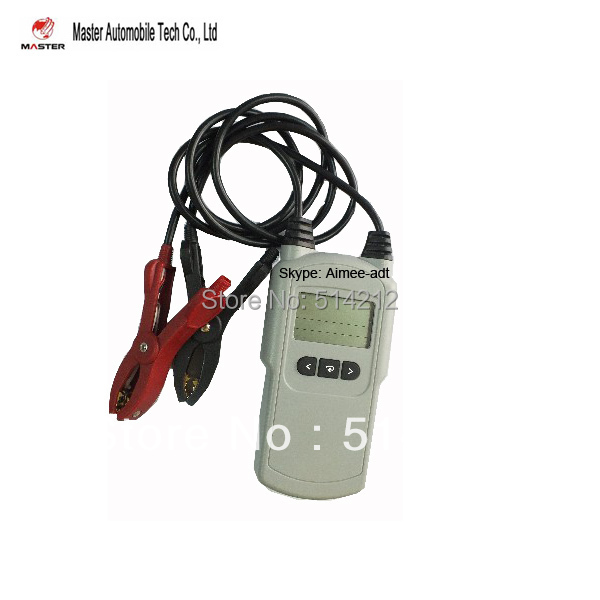 Автомобильный аккумулятор тестер anlayzer mst-a600 для 12 В 24 В