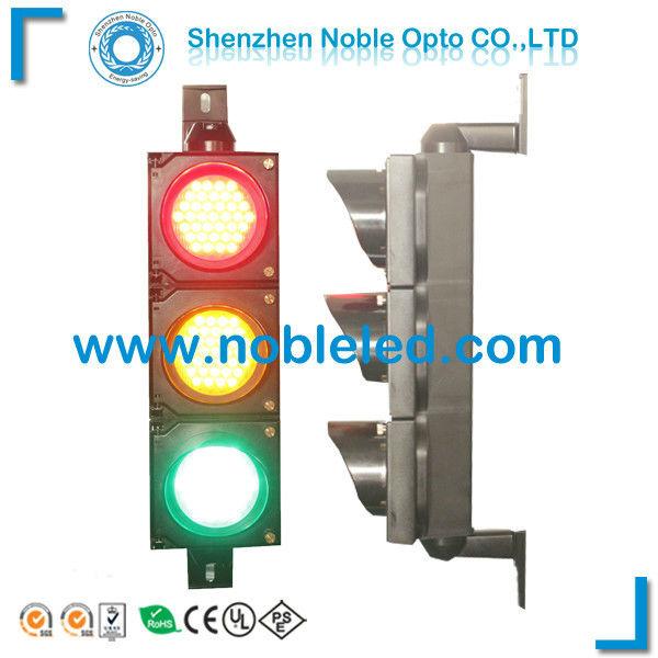 100 мм 4 дюймов красный / желтый / зеленый из светодиодов светофор