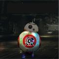 Star Wars RC toy BB 8 Robot Star Wars 2 4G remote control BB8 robot intelligent