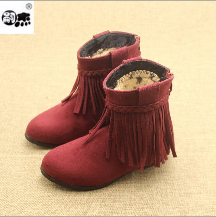 Popular High Heel Black Boots for Kids-Buy Cheap High Heel