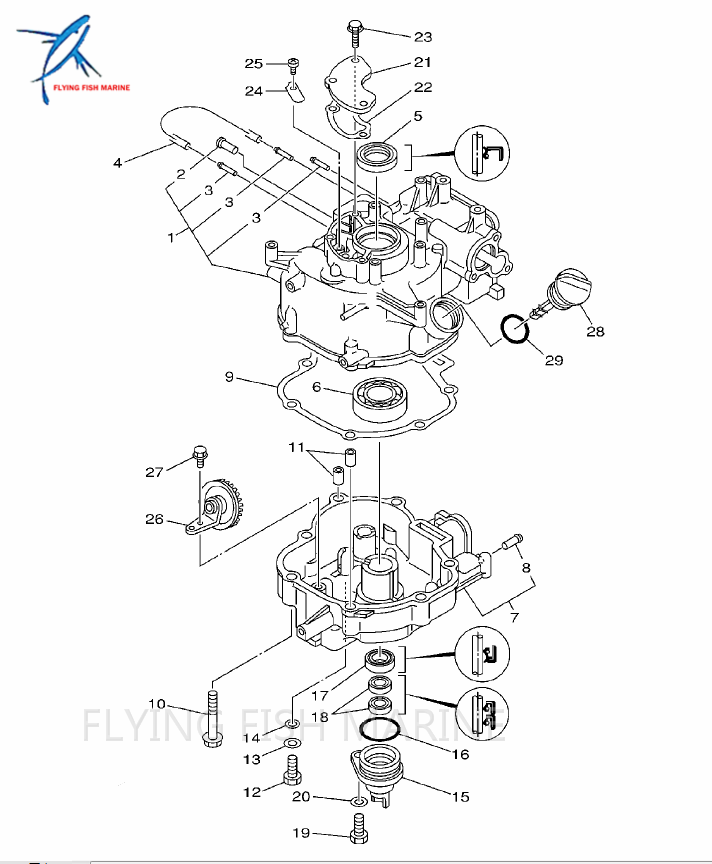Detail Feedback Questions About Boat Motor 68d E1169 A0 Breather