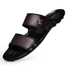 he new summer 2015 men's casual fashion men's sandals
