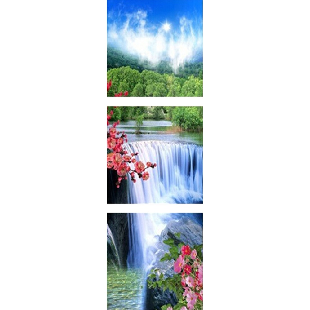 Diy Diamond Painting Home Decor Direct Selling Water Falls
