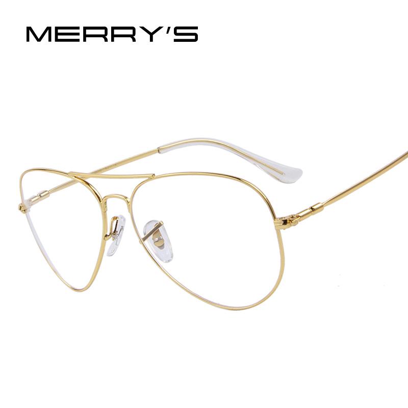1084bac5810 www.lesbauxdeprovence.com   Buy MERRY  39 S Fashion Women Titanium Glasses