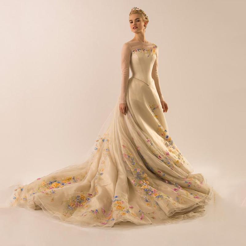Cinderella Style Wedding Gowns: Popular Wedding Dresses Cinderella Style-Buy Cheap Wedding