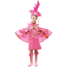 7 Sets/lot Free Shipping Carnival Masquerade Party Halloween Pirate Costumes Children Girls Fancy Dress Kids Cosplay Clothes