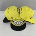 Adults Kids 3Style Minions Baseball Caps 2016 Cartoon Hip hop Character Hats Caps