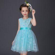 Chrismas Baby Girl Princess Party Lace Tulle Flower Gown font b Fancy b font font b