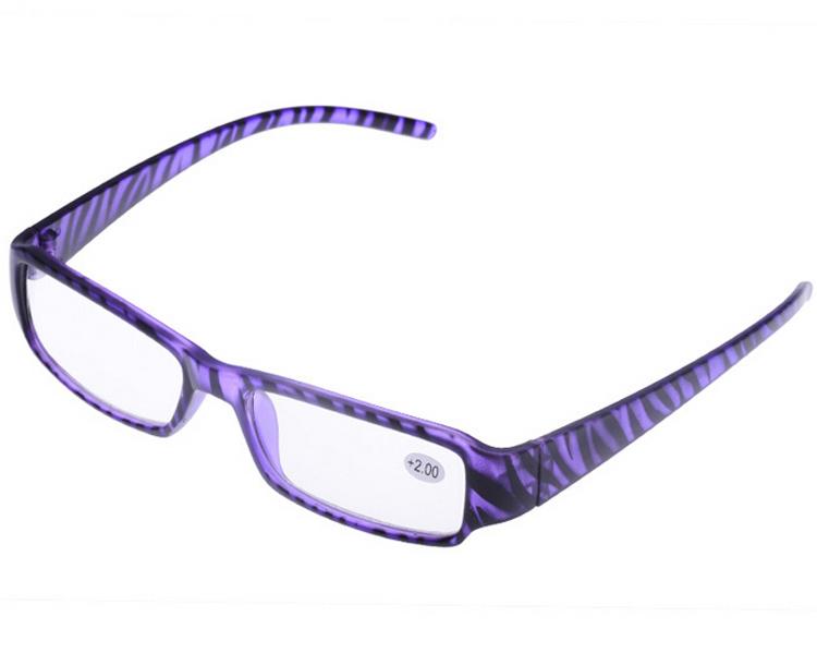 Фиолетовый женщины дальнозоркостью очки для чтения + 1.00, + 1.50, + 2.00, + 2.50, + 3.00, + 3.50, + 4.00 culos де leitura