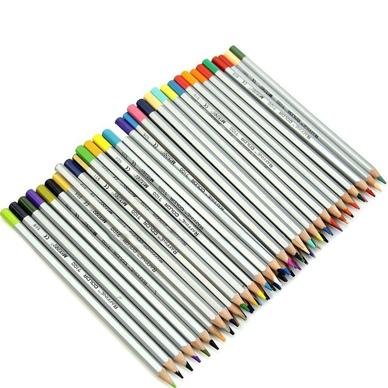 Marco 72 Colored Pencil Raffine Fine Art Pencils For ...