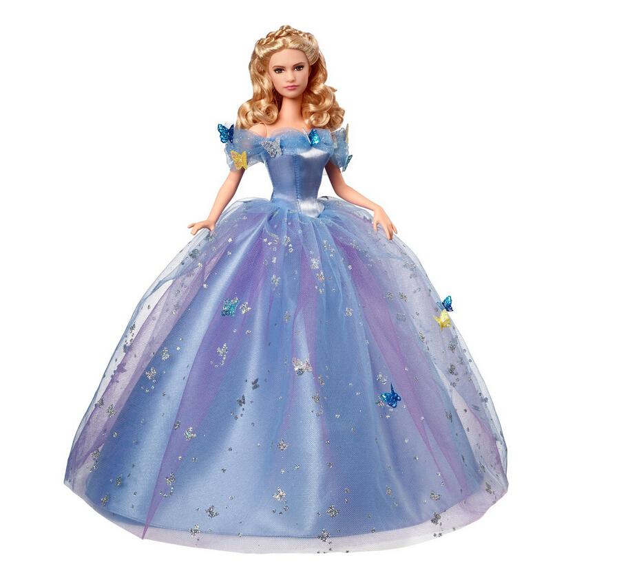 Disney Princess Royal Ball Cinderella Doll: Cinderella 2015 Royal Ball Cinderella Doll