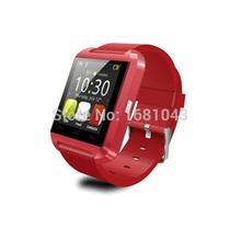 New 2016 Customized high quality Bluetooth font b Smart b font Watch U80 U8 Wireless SmartWatch