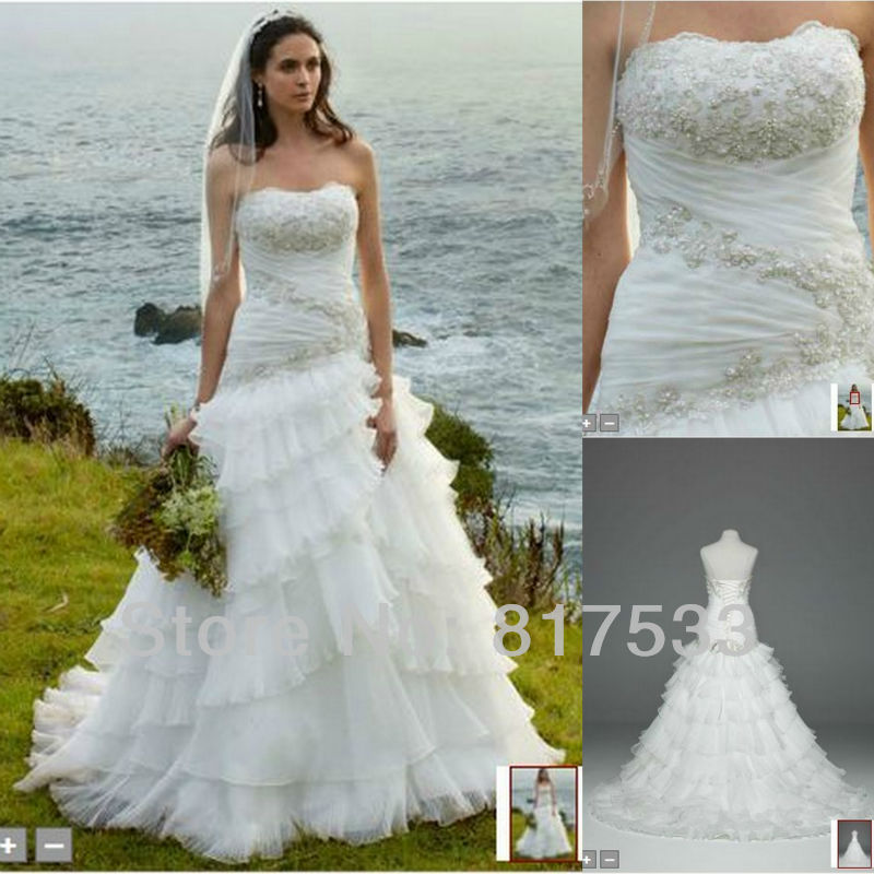 Wedding Gown For Sale: Victorian Gowns For Sale Full Hand Wedding Gown 2012 Dress