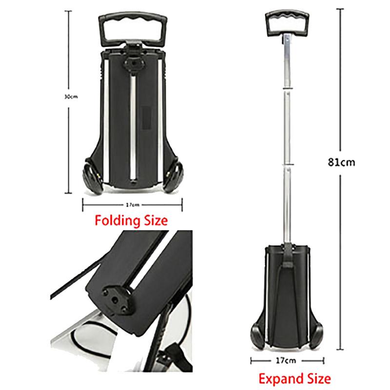 12f0536f60c0 Lightweight Luggage Trolley   Light Luggage