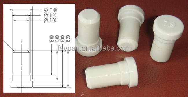 Custom 14 5mm Tube Hole Plug Anti Dust Cover Plug Rubber