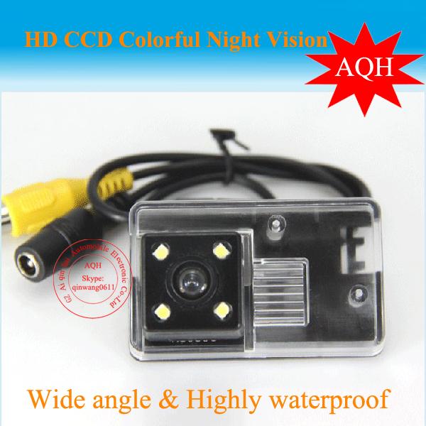 Hd CCD автомобиль камера заднего вида для Peugeot 206 207 407 307 седан Toyota camry цвет ночное видение