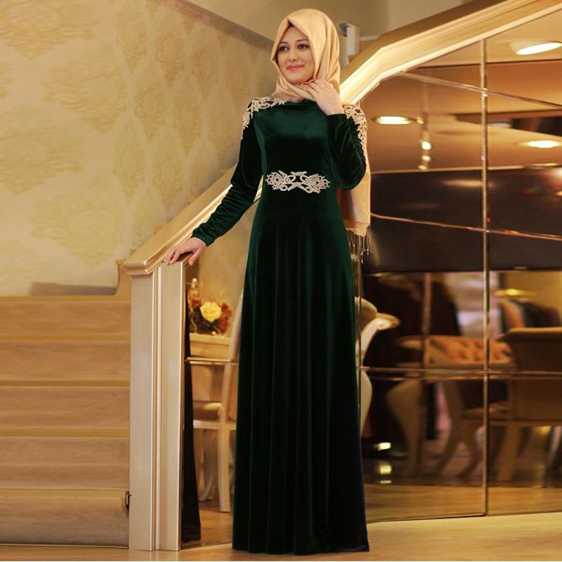 53c5d3621b6baee Турецкое платье длинное с капюшоном - Модадром