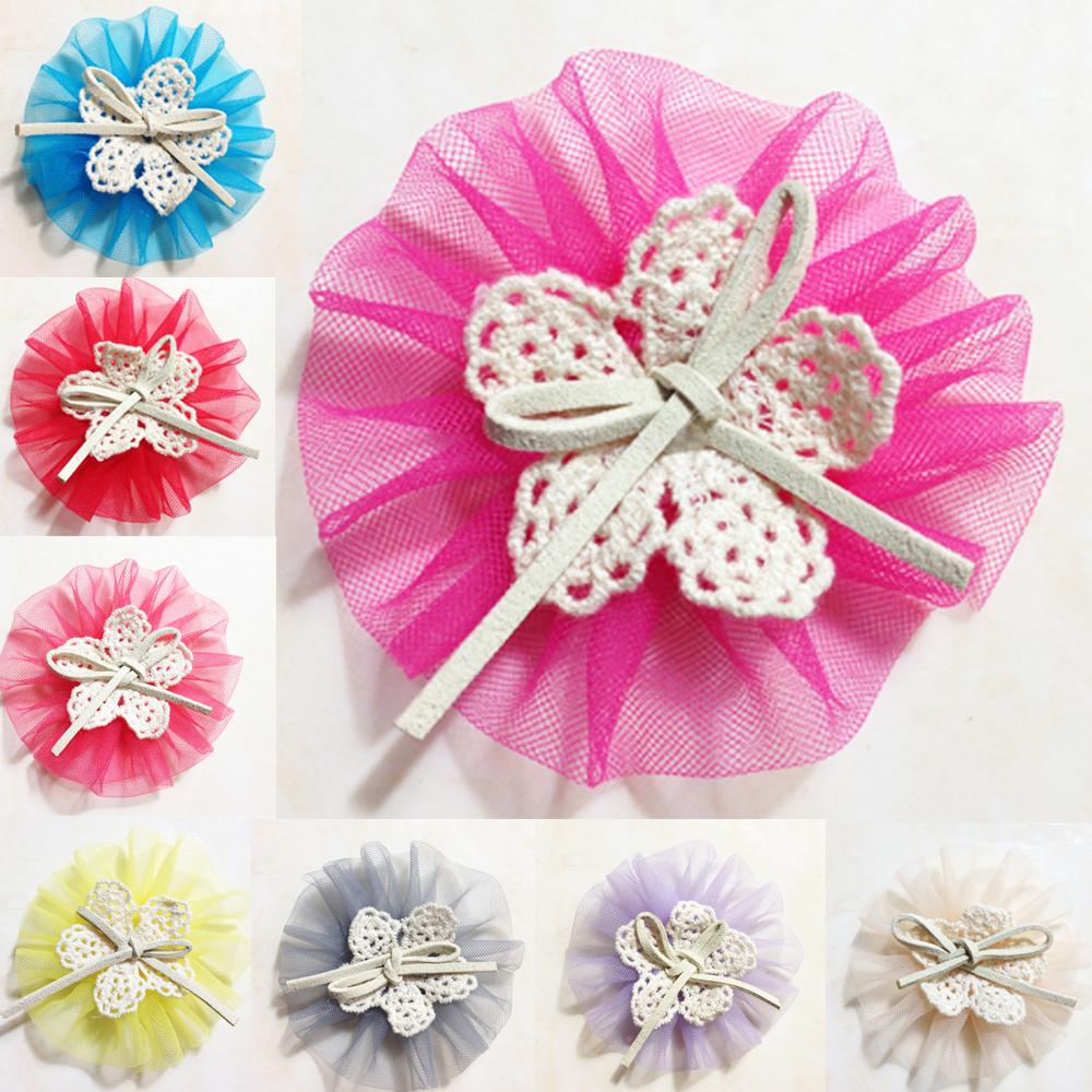 Wholesale 120pcs Lot Diy Accessories Baby Girl Infant Hair