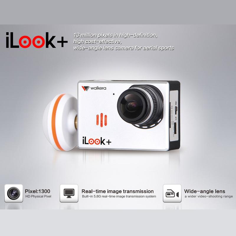 2014 New Original Walkera ILook Camera Plus For Quadcopter QR X350 Pro Drone