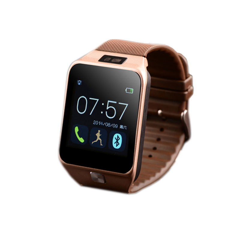 Bluetooth Smart Watch V8 WristWatch Multi-function Smartwatch Bluetooth 4 0  Watchband for Android IOS Smartphones free shipping