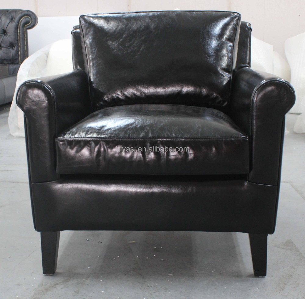 Cheap Genuine Leather Sectional Sofa: Living Room Chair Genuine Leather Genuine Leather Sofa Set