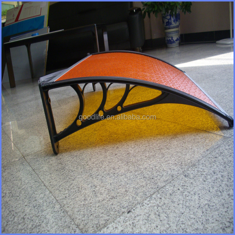 Polycarbonate Aluminum Awning Window Parts For Doors And ...