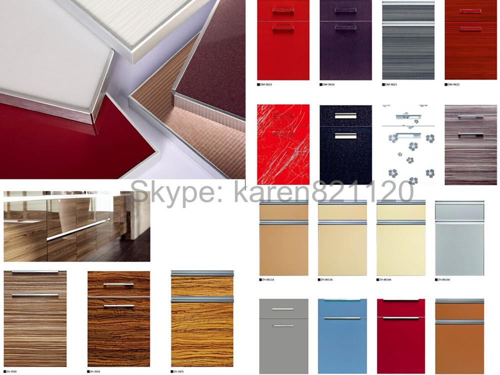 Scratch Resistant High Gloss Acrylic Kitchen Cabinet Door