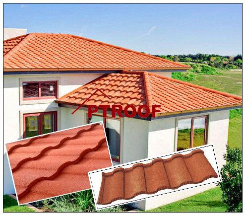 Terracotta Metal Roof Tile View Terracotta Metal Roof