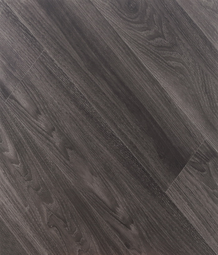 High Glossy Texture Wood Grain Embossed Surface Laminated Flooring