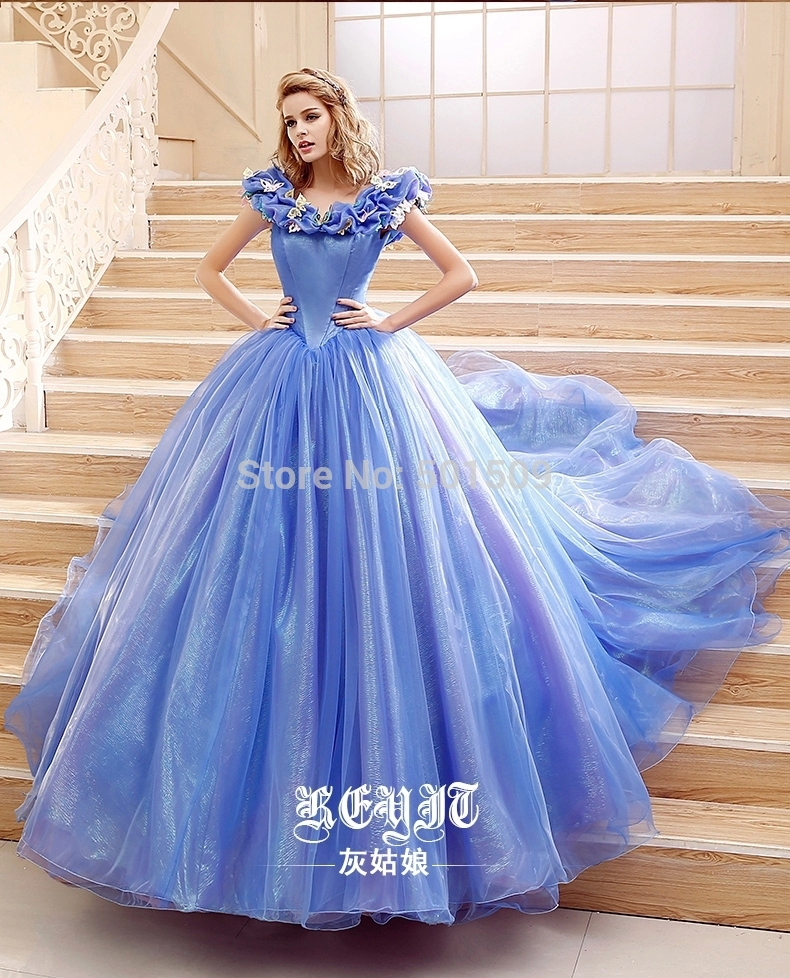 Medieval Renaissance Light Blue And White Gown Dress: Aliexpress.com : Buy 100% Real Ladies New Style Light Blue