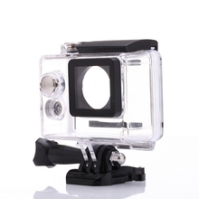 Waterproof Case for SJCAM SJ4000 SJ7000 Action Camera mini Camcorder Shell Open Side with lens Underwater diving 30m