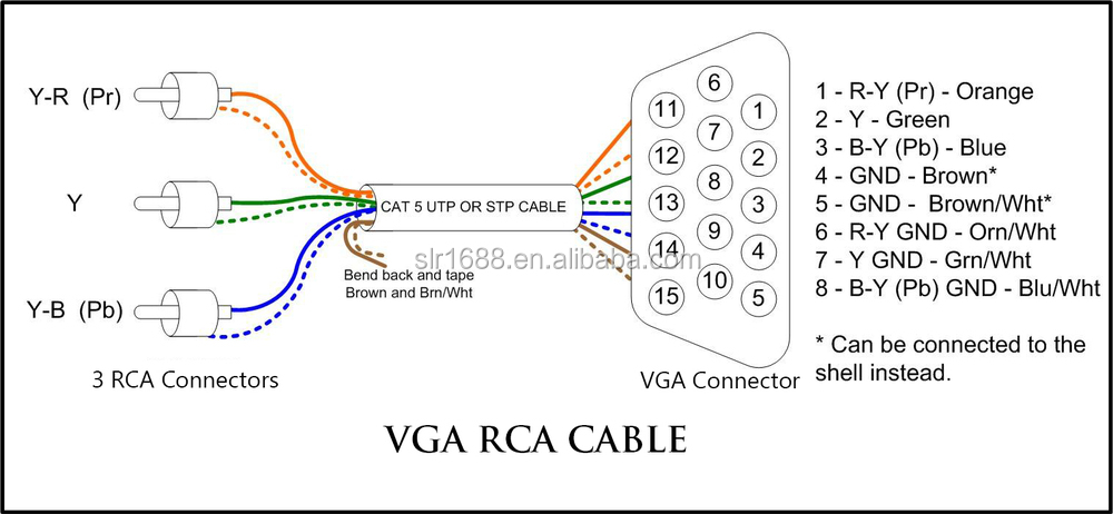 6 pin din plug pinout wiring diagram 6 pin trailer plug diagram high quality rca cable for pc computer tv hdtv projector #13