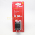 High quality 1780mAh BP 820 BP820 Replacement Li Ion Battery with pack For Canon XA20 XA25