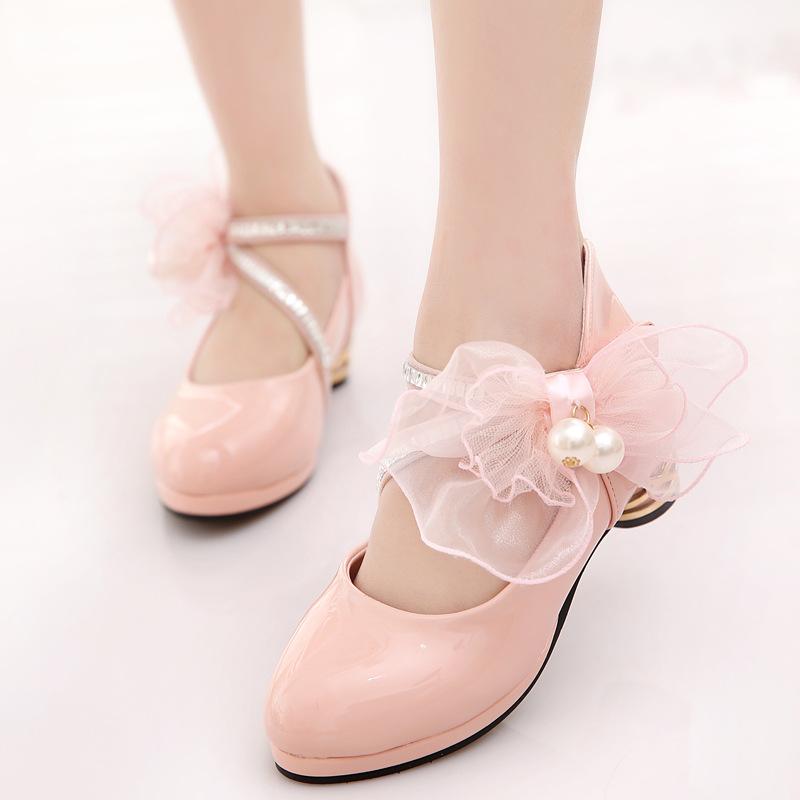 Black Communion Shoes