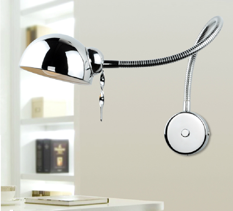 Bathroom Store Reading: Contemporary-wall-sconces-Polished-Chrome-Bathroom-Vanity